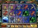 Slot machine Worlds at War no deposit