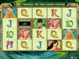 Casino free game Ancient Arcadia