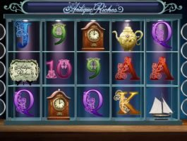 Spin casino free game Antique Riches