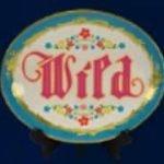 Symbol Wilda z gry hazardowej Antique Riches