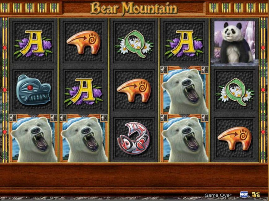 No download game Bear Mountain online