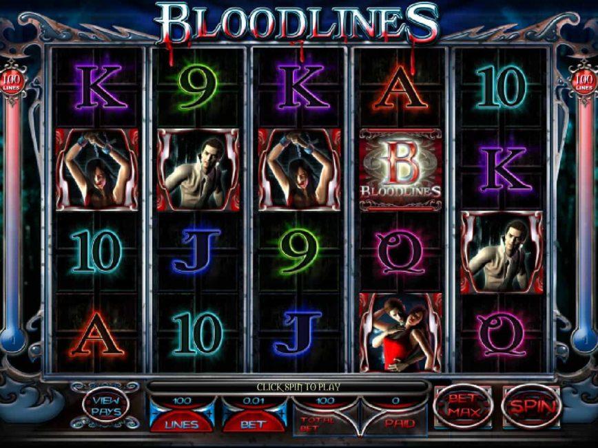 No registration free slot Bloodlines