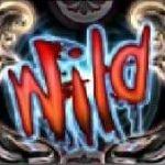 Wild symbol - Bloodlines free slot machine