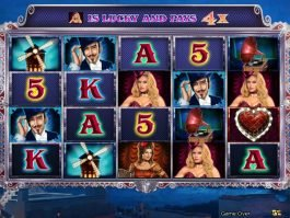 Play online free slot Cabaret Nights