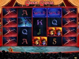 Slot machine online Cirque Chinois