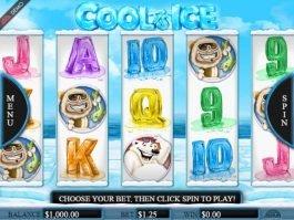 Cool as Ice slot machine for fun
