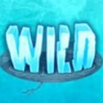 Wild symbol from online casino game Cool as Ice