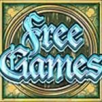 Symbol of free spins from Crystal Kingdom free slot
