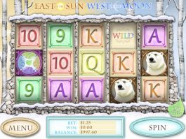 East of the Sun, West of the Moon online free slot