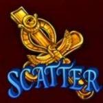 Scatter symbol - Gods of Giza free slot online