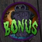 Bonus symbol from free slot Haunted Night