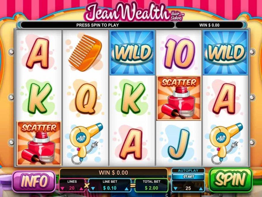 Spin free online slot Jeal Wealth