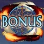 Bonus symbol from Legend of the White Buffalo