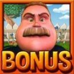 A Little Pigs Strike Back online nyerőgépes kaszinó játék bónusz ikonja