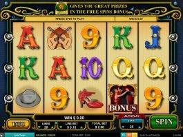 Online free slot machine Lucky Tango