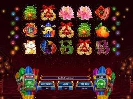 Midnight Lucky Sky slot machine for fun