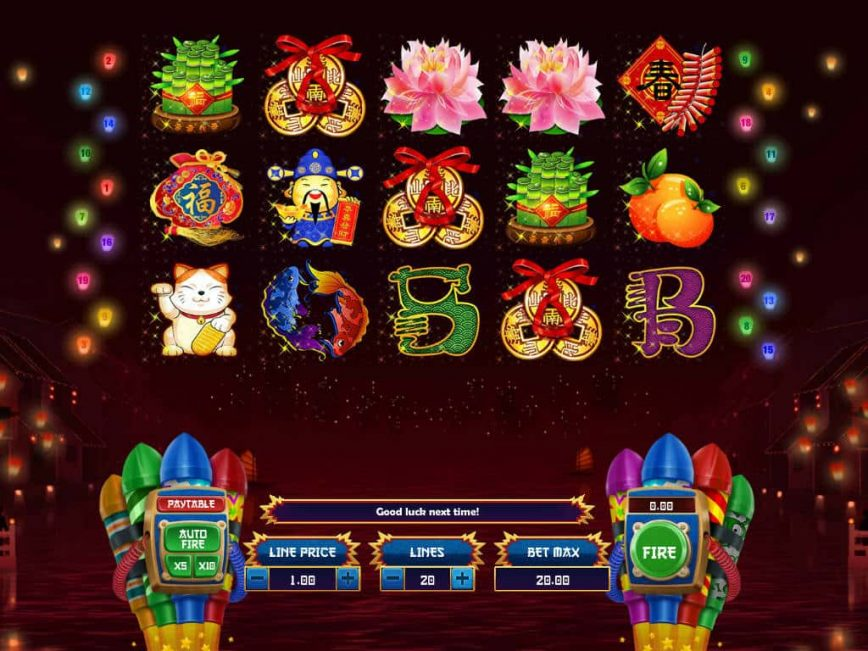 Spiele Midnight Lucky Sky - Video Slots Online