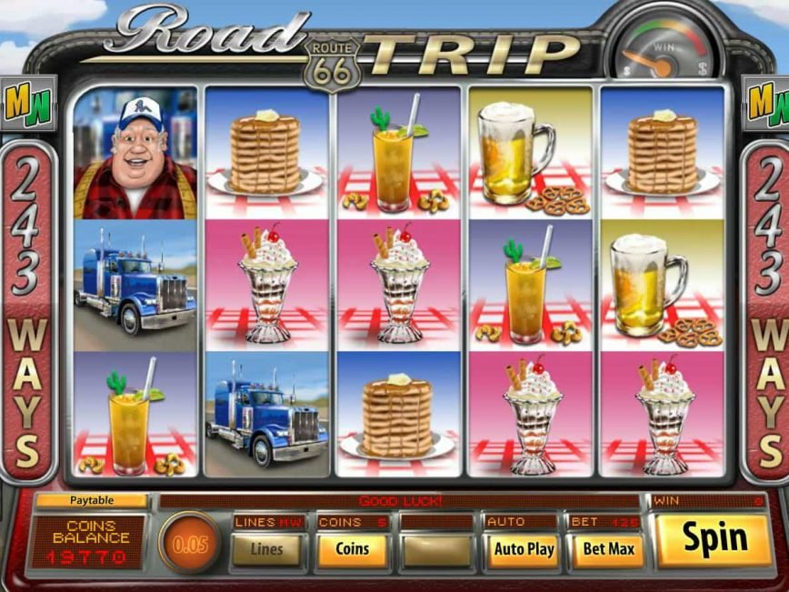 Road Trip Max Ways Slot Machine Play Free Online Game