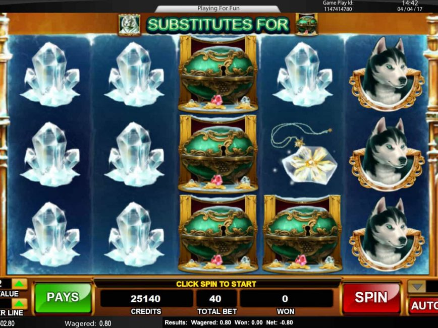 Play online game Siberian Siren for free