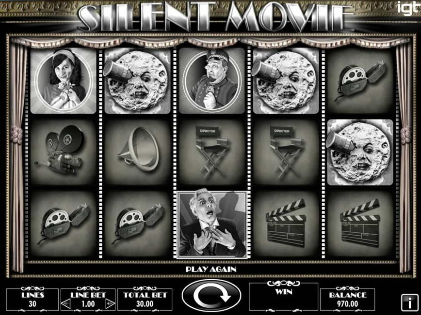 No download game Silent Movie