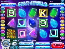 Picture of online game Star Jewels