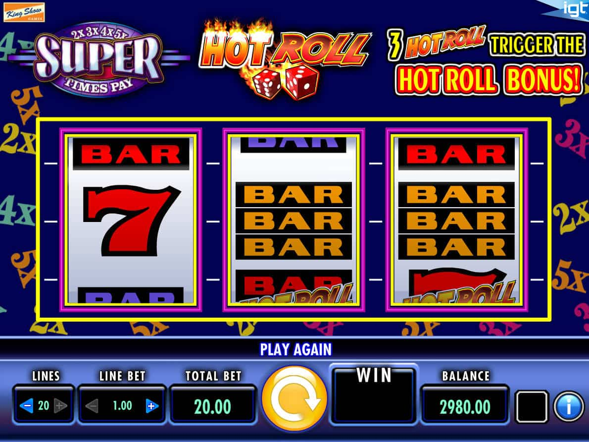 Free Hot Roll Slots