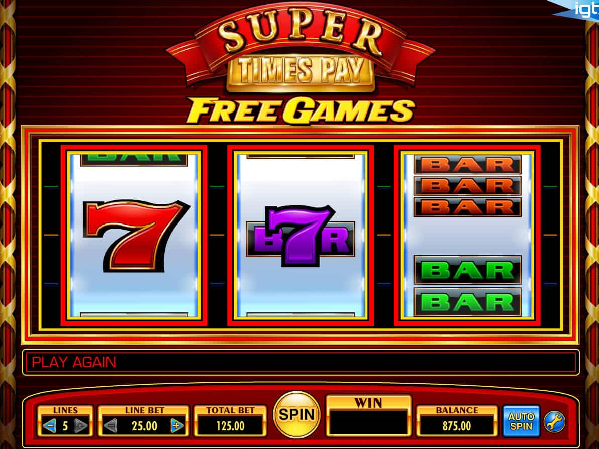 Slot games that pay