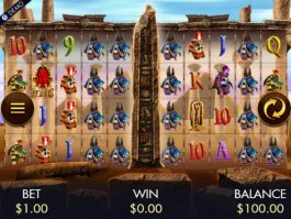Temple of Luxor online free slot