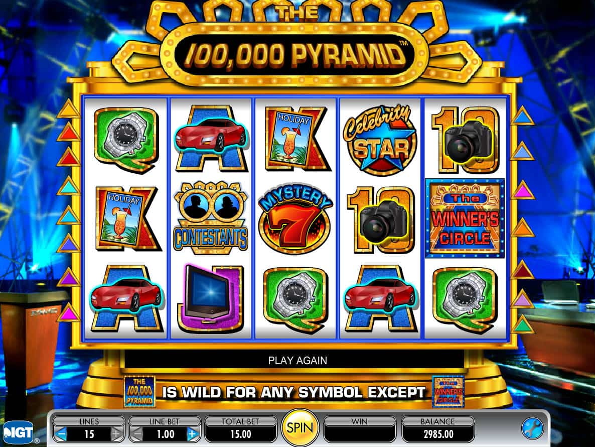 Slot Machines To Play For Free Online