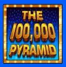 Wild from online free game The 100,000 Pyramid