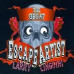 Symbol Scattera zautomatu online The Great Escape Artist