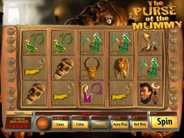 The Purse of the Mummy online free slot