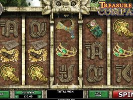 Play free slot game Treasure Compass