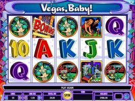 Online slot for fun Vegas, Baby!