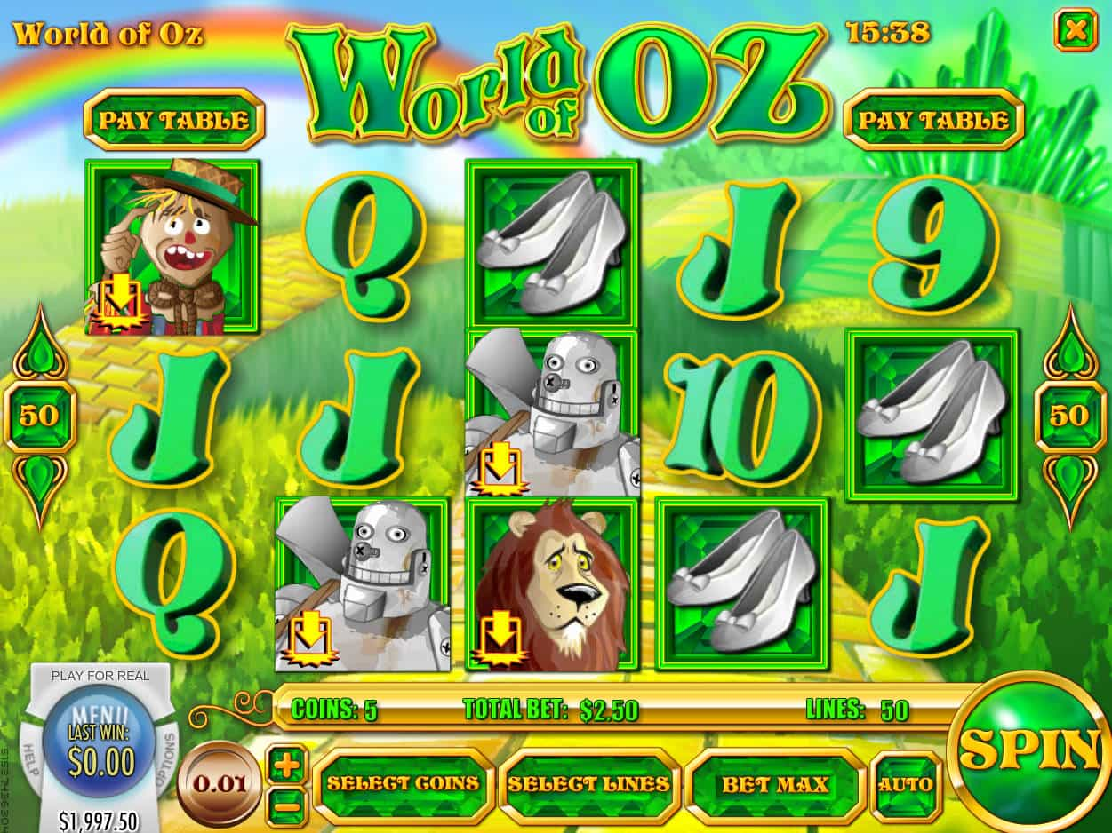 World Of Slots