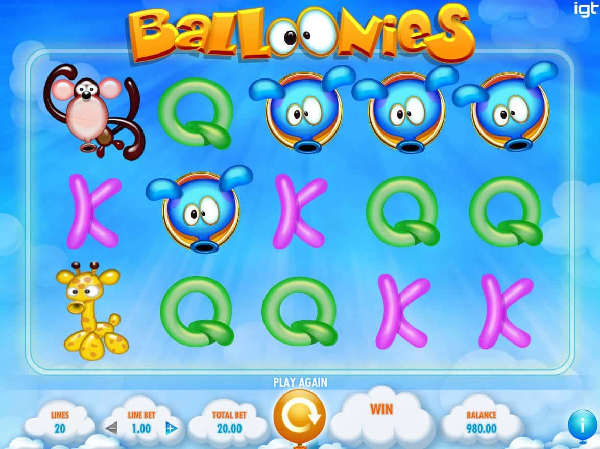 Ballonies