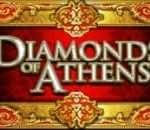 Wild în jocul de păcănele gratis Diamonds of Athens