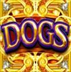 Dogs slot machine online - wild symbol