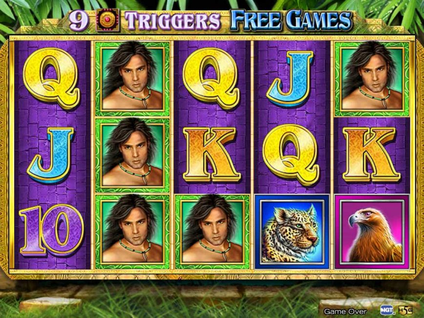 Island Eyes slot machine for free