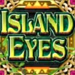 Wild symbol of casino free slot Island Eyes