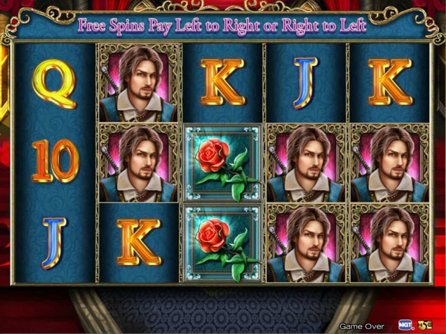 Casino slot game Lion Heart with no deposit