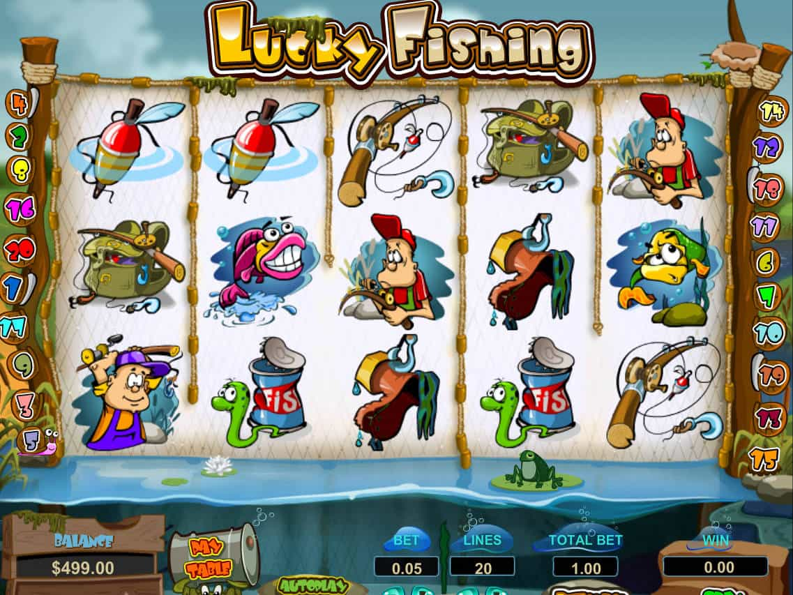 Lucky Fish Games