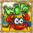 Wild symbol of Lucky Fishing online free slot