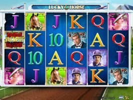 Online free slot Lucky Horse for fun