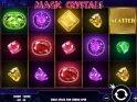 Free casino game Magic Crystals