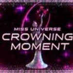 Wild symbol of Miss Universe Crowning Moment online slot