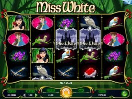 Free slot for fun Miss White