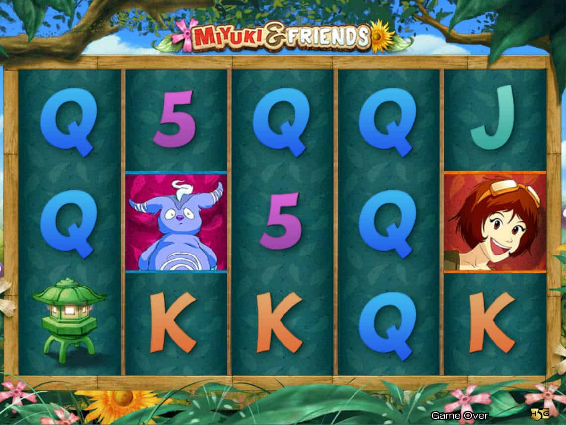 Miyuki And Friends Slots - Play Online & Win Real Money
