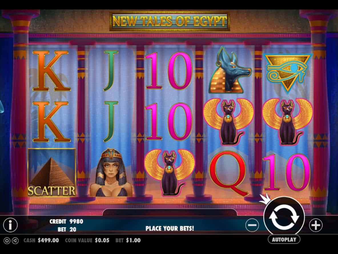 Free New Slot Machines Online