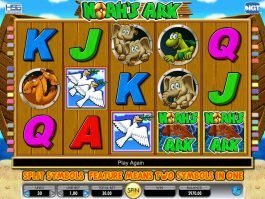 Slot machine with no deposit Noah's Ark